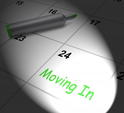 הגדרת תאריך מתאים למעבר משרד.